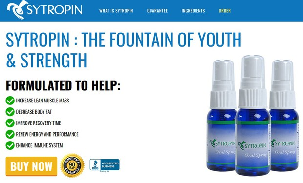 Sytropin The Truth Behind It Supplements
