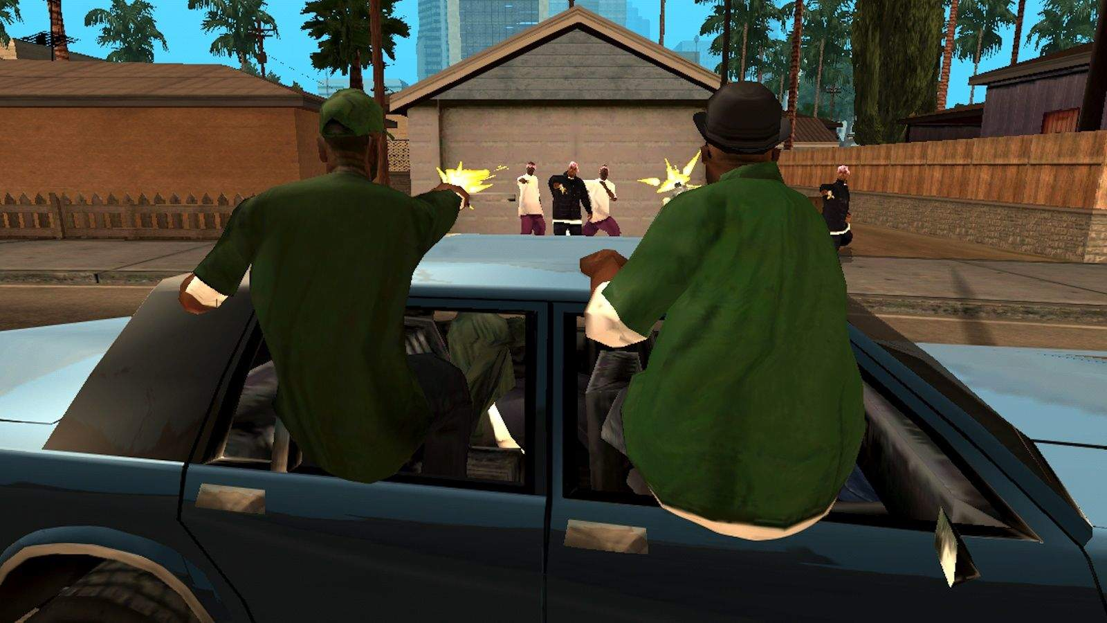 Download GTA: San Andreas Cheater APK